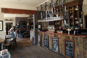 The White Buck pub Burley